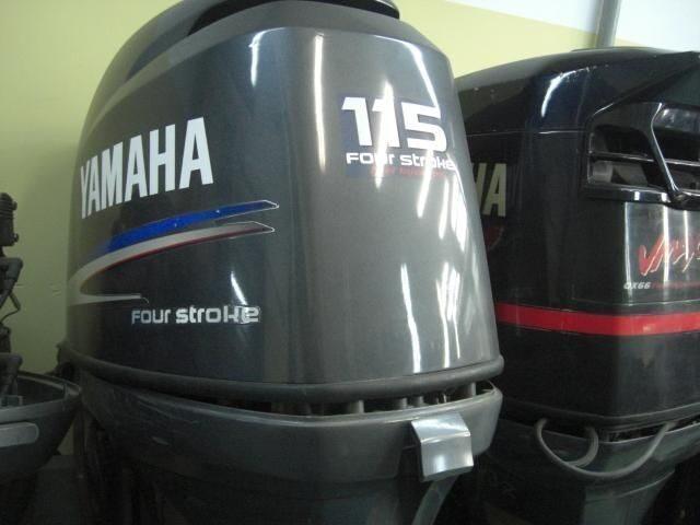 лодочный мотор ямаха 115 купить