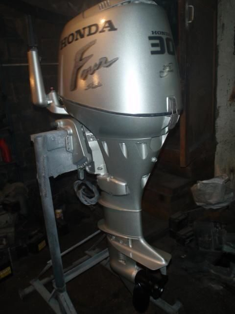 лодочные моторы honda бу