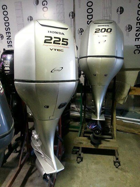 лодочные моторы хонда купить в волгограде