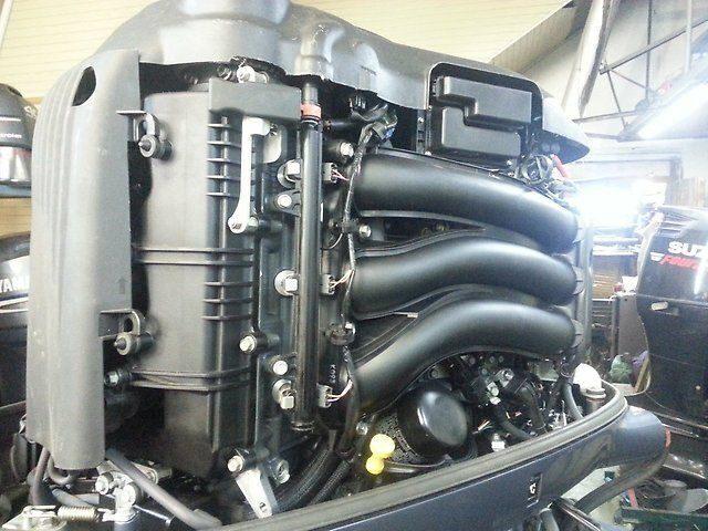 ямаха лодочный 225 инструкция мотор