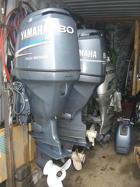 Куплю навесной лодочный мотор бу