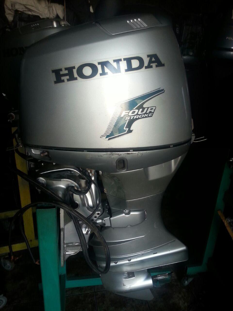 Инструкции к лодочным моторам HONDA